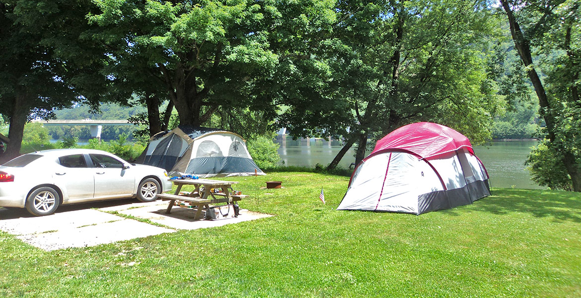 Riverside Tent Site